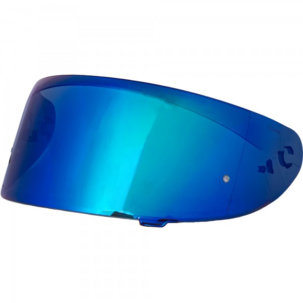 Broken Head Visier für Adrenalin Therapy 4X verspiegelt Blau-Grün