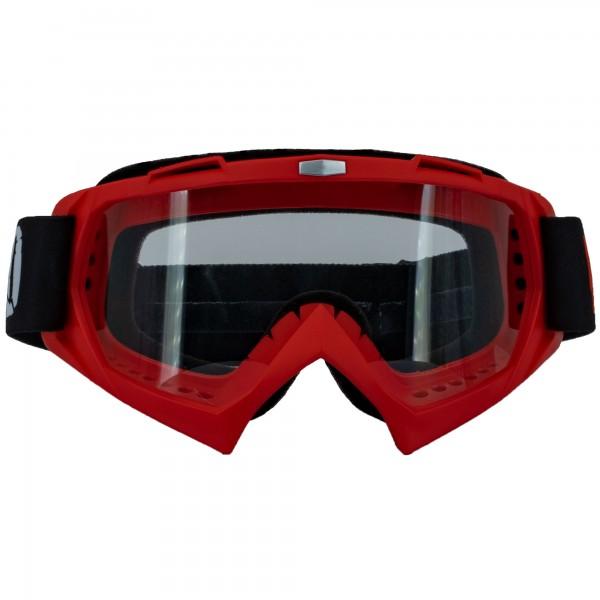 Broken Head Crossbrille MX-2 Goggle rot