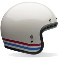 Bell Custom 500 Stripes Weiss