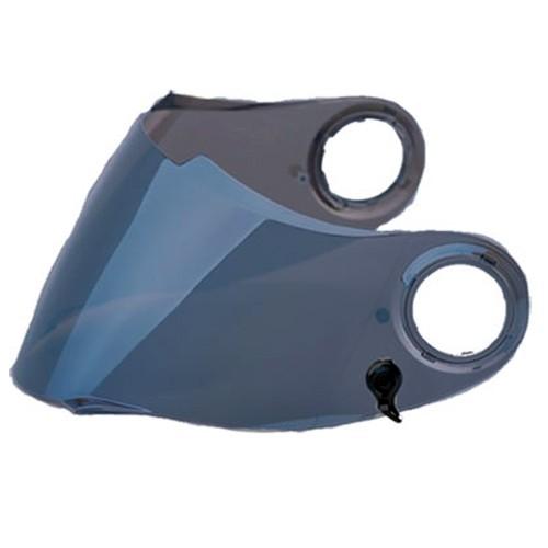 Scorpion Visier Exo 500 / 1000 V.2 blau verspiegelt