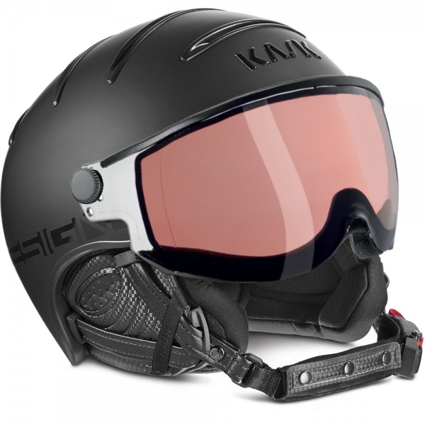 Kask Skihelm Class Shadow Photochrom 18 Schwarz