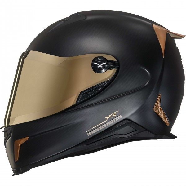 Nexx Racinghelm X.R2 Golden Edition