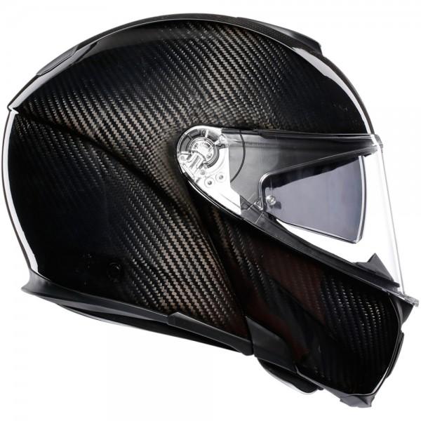 AGV Klapphelm Sportmodular Carbon glanz