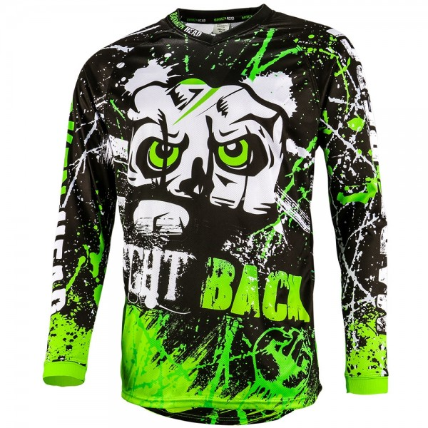Broken Head MX Jersey Strike Back