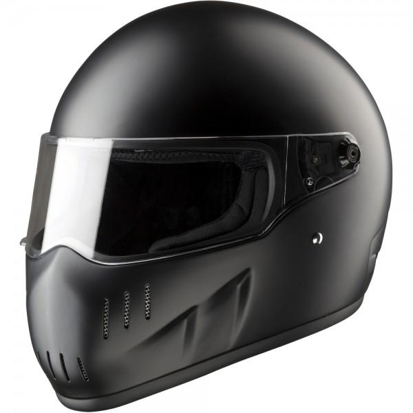Bandit Fighter Helm EXX V2X schwarz matt
