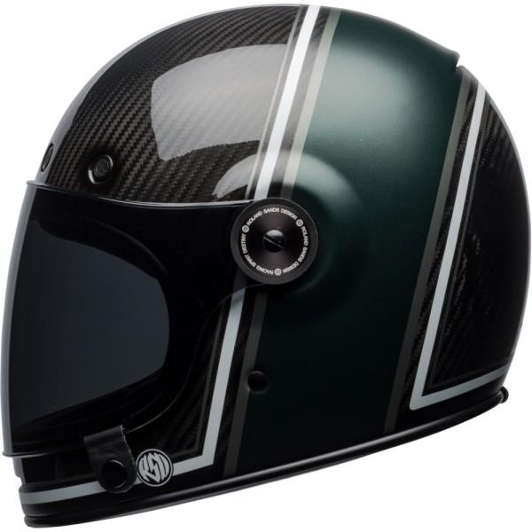 Bell Bullitt Carbon RSD Black-Green