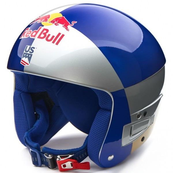 Briko Skihelm Vulcano FIS 6.8 Junior Red Bull and Lindsey Vonn Foundation