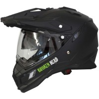 Broken Head Endurohelm Black-Line