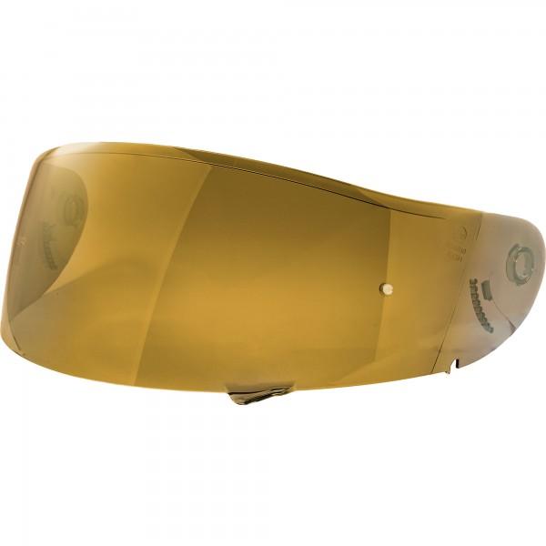Broken Head BeProud Carbon Visier gold verspiegelt