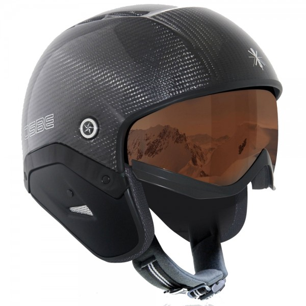 OSBE Ski-Helm Majic carbon photochromic
