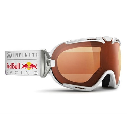 Infiniti Red Bull Racing Skibrille Boavista 005 metal white