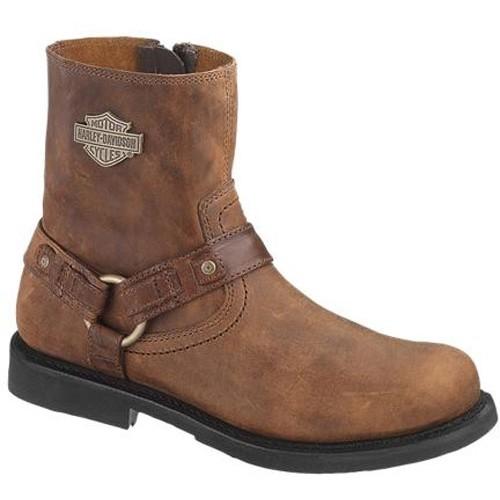 Harley Davidson Boots Scout Braun