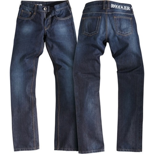 Rokker Damen Jeans Revolution Lady (27/32, 31/32, 31/34, 32/32)
