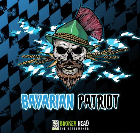 Broken Head Bavarian Patriot Tunnel