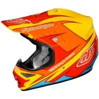 Troy Lee Designs AIR Stinger gelb