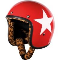 Bandit Helme Bandit Jet Star rot