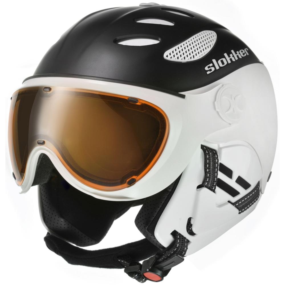 Slokker skihelm