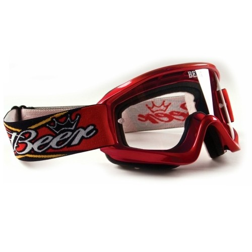 X-Brand Premium Beer Goggle rot