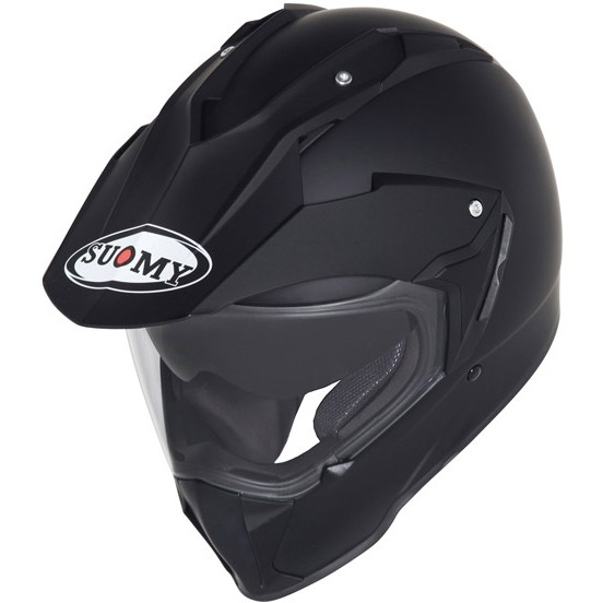 Suomy MX Tourer schwarz matt