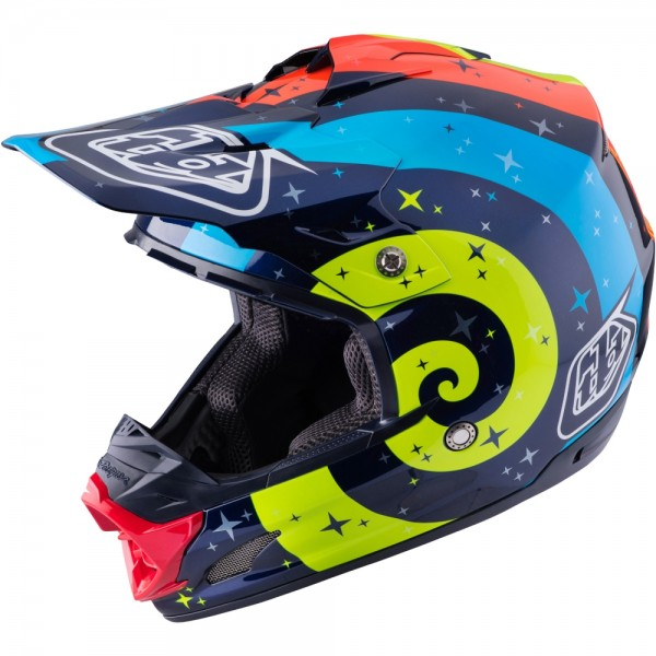 Troy Lee Designs SE3 Phantom Navy