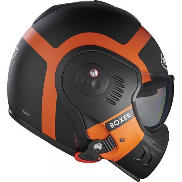 Roof Boxer V8 Bond Orange Helme M 228 Dl