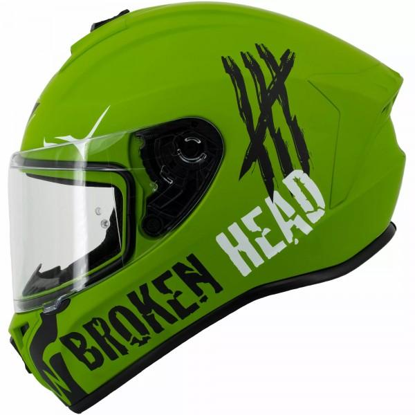 Broken Head Adrenalin Therapy 4X Military-Green Matt