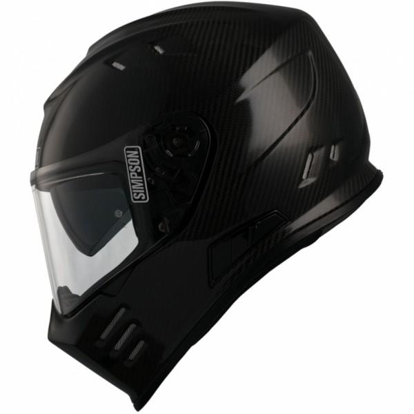 Simpson Venom VX2 ECE Carbon