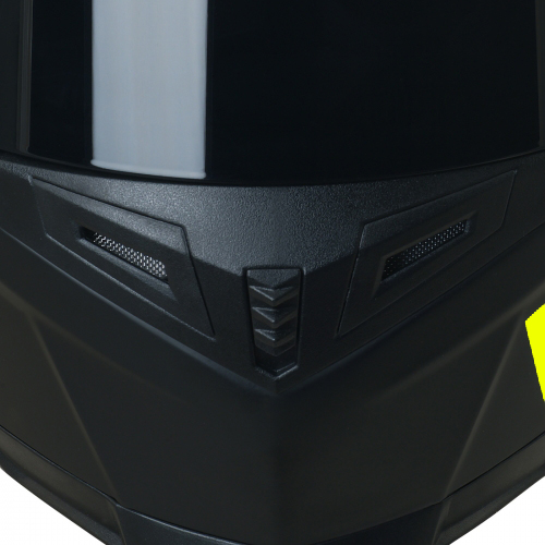 broken head beproud gelb set motorradhelm incl schwarzem. Black Bedroom Furniture Sets. Home Design Ideas