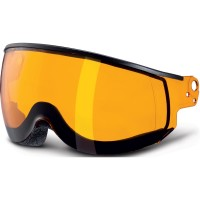 Kask Helme Kask Skihelm Visier II orange