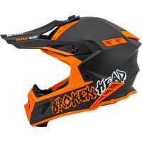 Broken Head Crosshelm THE HUNTER Carbon ultralight orange