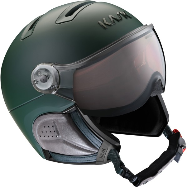 Kask Skihelm Class Shadow 20 Photchrom Forest-Green