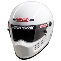 Simpson Helme Simpson Super B. weiß