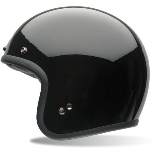 Bell Custom 500 Solid Black