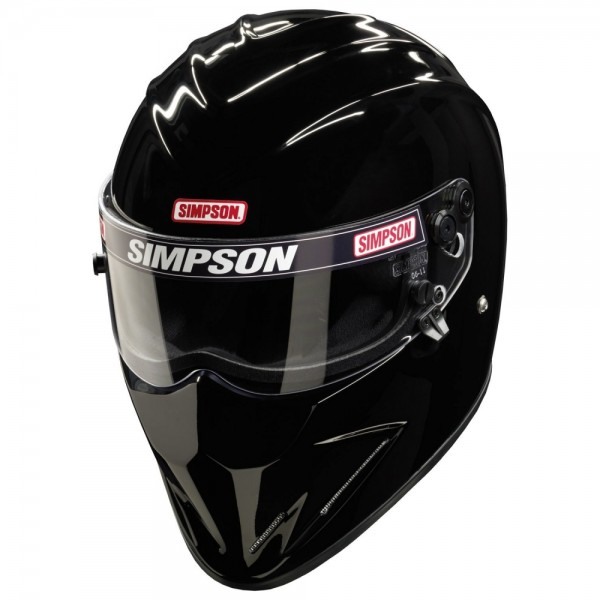 Simpson Diamondback schwarz matt