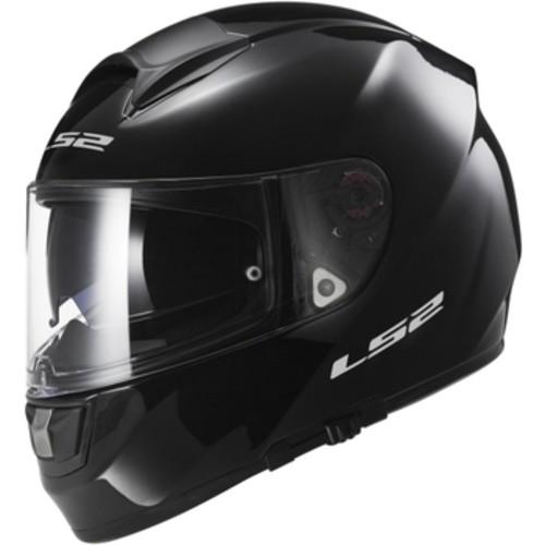 LS2 FF 397 Vector Solid Schwarz