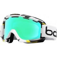 Bolle Skibrille Nova II Weiß Eagle