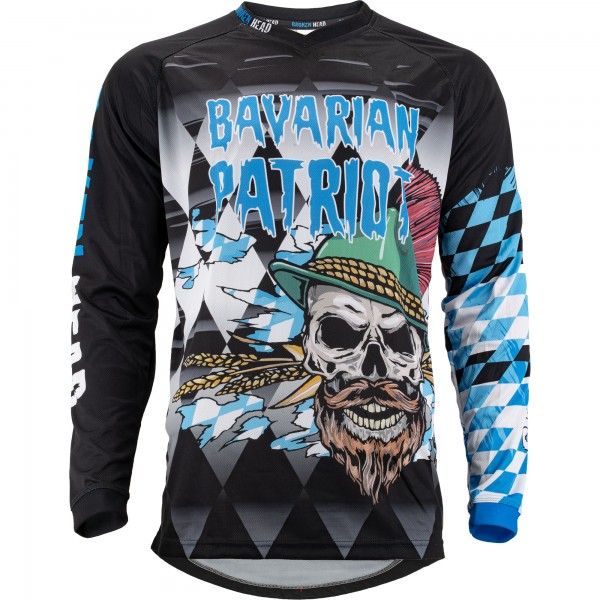 Broken Head MX Jersey Bavarian Patriot