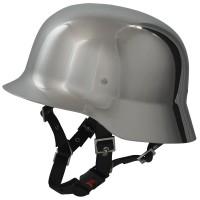 Galvania Chopper Helm Limes Chrom