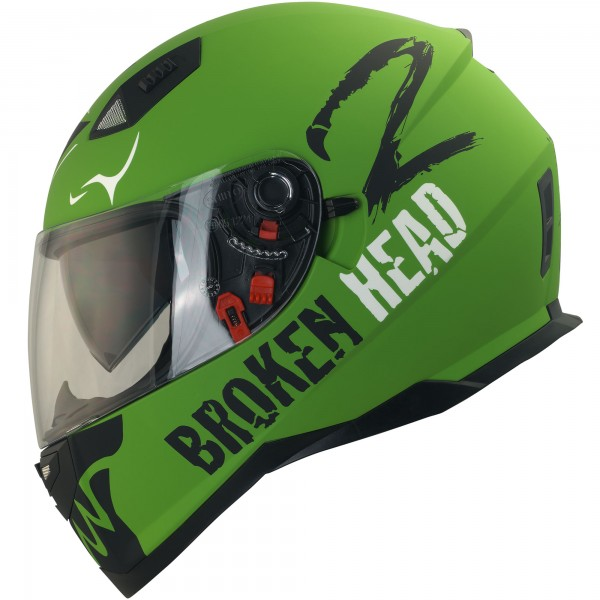 Broken Head Adrenalin Therapy VX2 Military-Green Matt