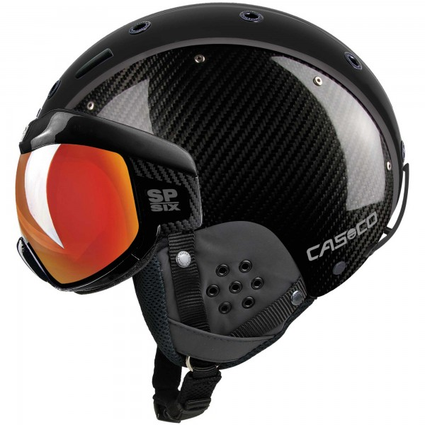 Casco Skihelm SP6 Six Limited Carbon