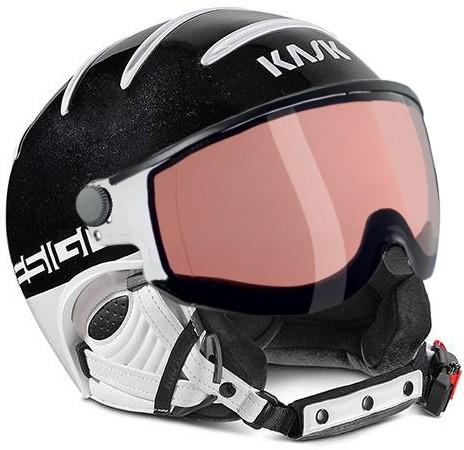 Kask Skihelm Class Sport 18 Photchrom Black